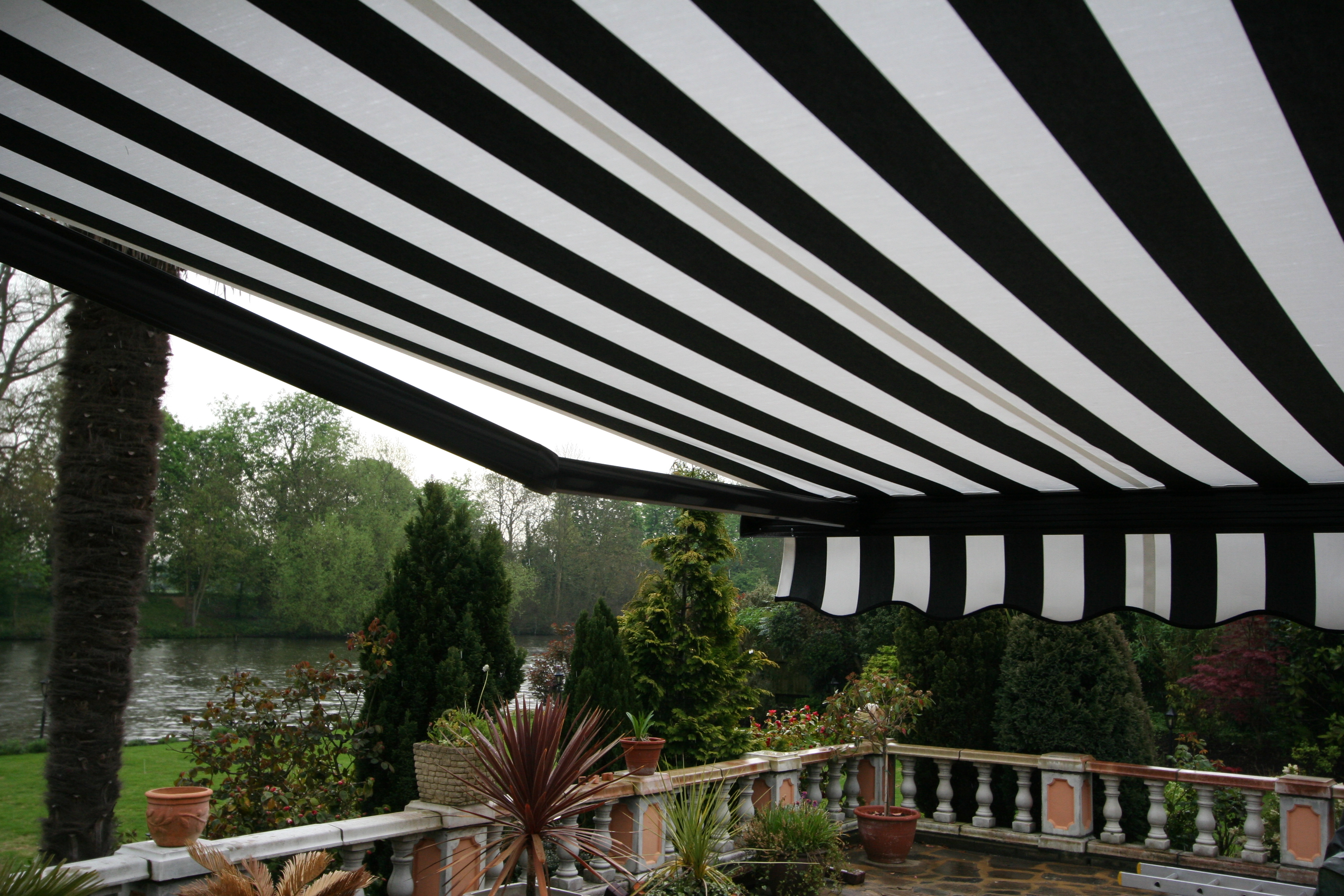 Black And White Awning 012 Kover It Blog