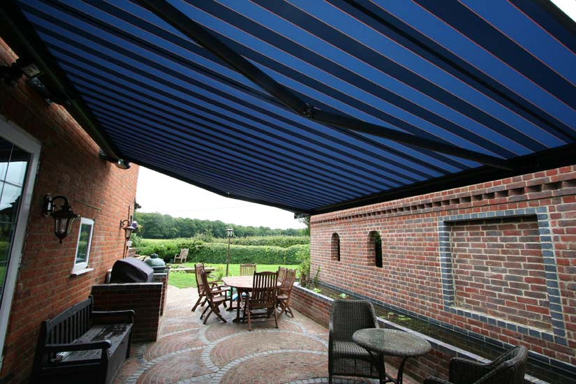 Markilux 6000 Awning installed by Kover-it