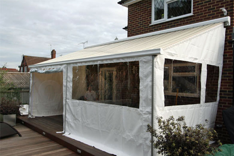 The Brustor B28 B25 Awning Installed By Kover It