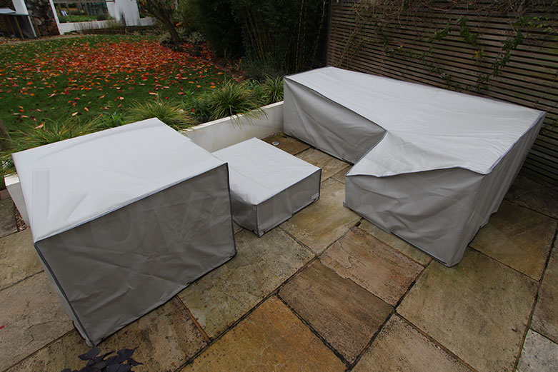 Bespoke made sofa set covers