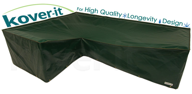 L-Shaped Corner Sofa Waterproof Cover