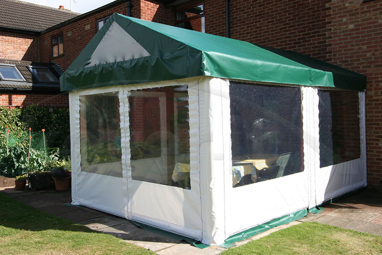 Outdoor Waterproof Side Panels And Gazebo Side Sheets