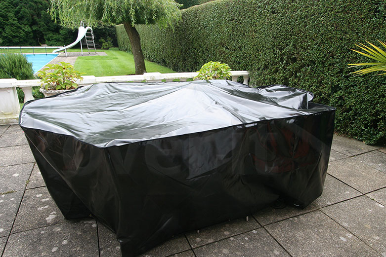 custom made waterproof dining set cover