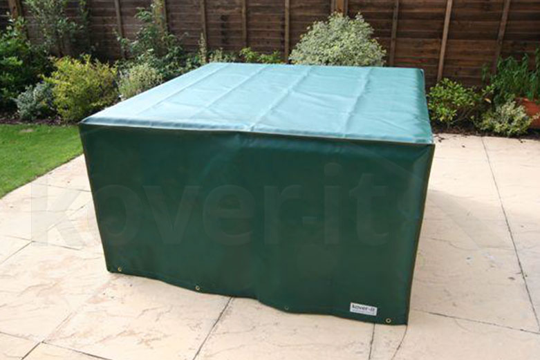 waterproof cube dining set cover