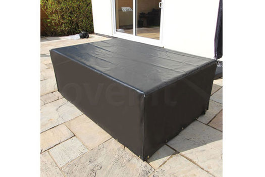 waterpoof cube cover for dining set