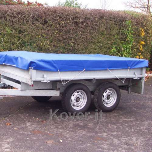 Trailer Cover, 8ft x 4ft  (PVC-ST)