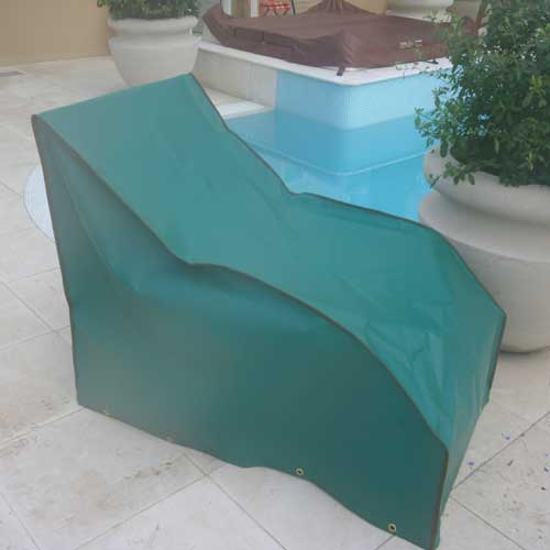 Kover-it Sun Lounger Cover / Reclining Chair Cover, (PVC-ST)