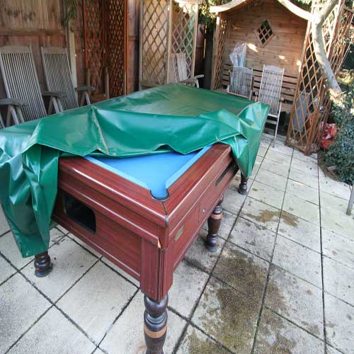 Kover-It Pool Table Cover, (PVC-ST)