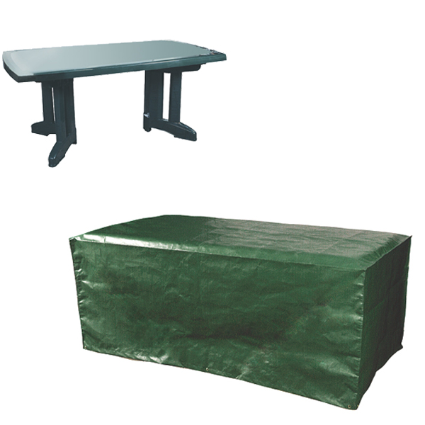 Rectangular Table Cover 6 seat Waterproof Polyethylene