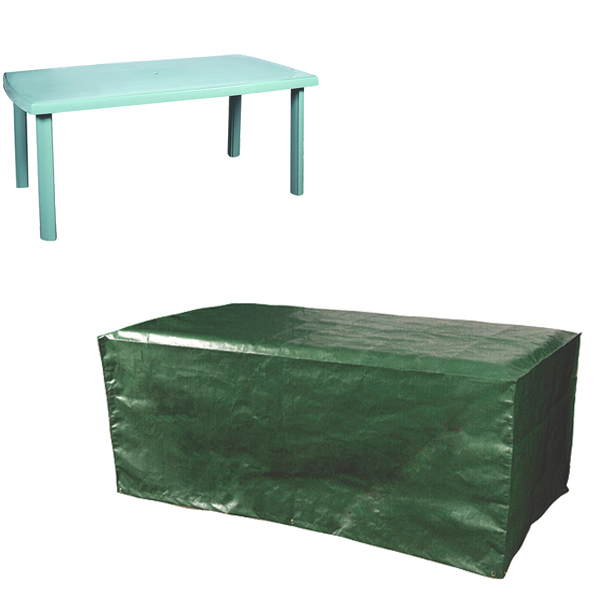 Rectangular Table Cover - 8 seat, (Waterproof Polyethylene)