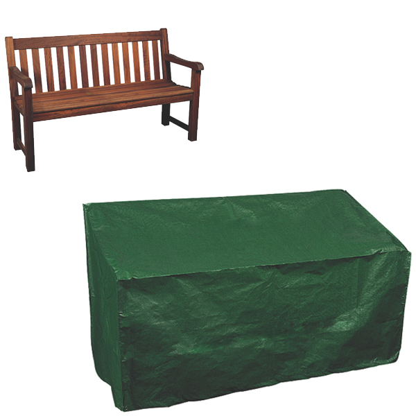 Bench Seat Cover - 2 seat, (Waterproof Polyethylene)