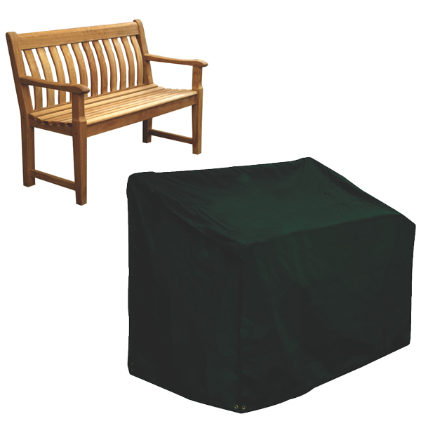 Bench Seat Cover - 2 seat, (PVC Backed Polyester)