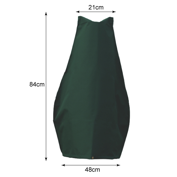 Chimenea Cover - Medium, (PVC Backed Polyester)