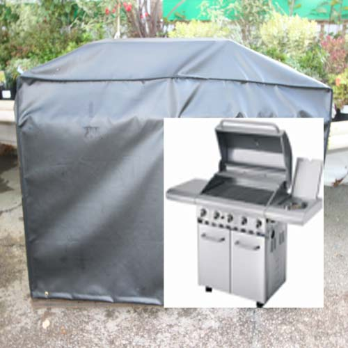 Kover-it Grandhall BBQ Cover (PVC-ST)