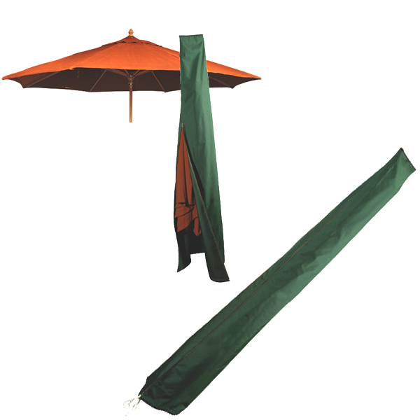 Luxury Parasol Cover - Extra Large, (Breathable Polyester)