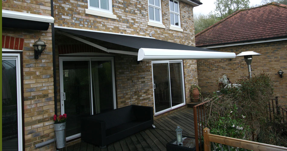 Brustor Awnings supplied and installed by Kover-it