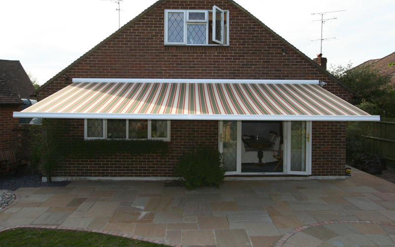 7m Wide Patio Awning