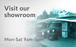 Visit the Kover-it showroom at Ladds Garden Centre in Hare Hatch, Reading, Berkshire