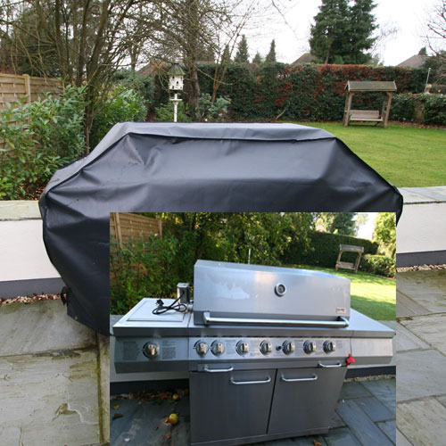 Kover-it Barbecue Cover Large (PVC-ST)