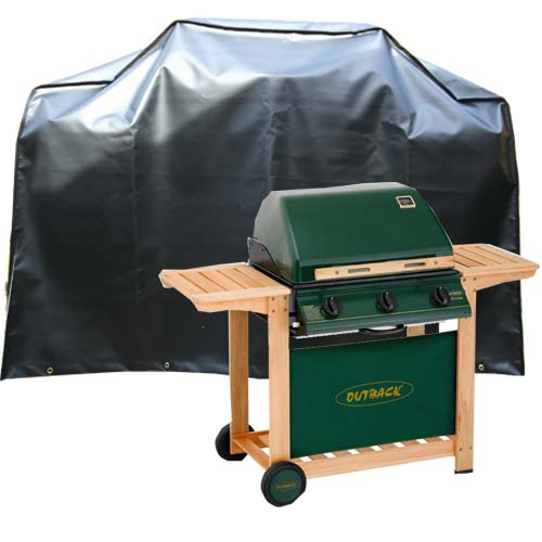 Kover-it BBQ Cover Outback Hunter (PVC-ST)